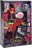 Monster High 13 Wishes Howleen Wolf Y7710