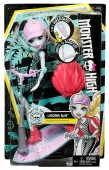 Monster High 2 in 1 Scooter Skateboard cu Lagoona Blue DNX06