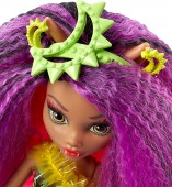 Monster High Electrified Hair Ghouls Clawdeen Wolf DVH70