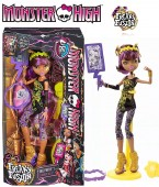 Monster High Freaky Fusion Save Frankie! Clawdeen Wolf