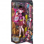 Monster High Freaky Fusion Save Frankie! Draculaura