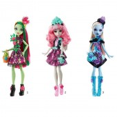 Monster High Party Ghouls FDF11