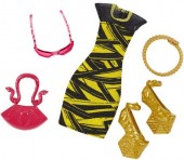 Monster High set accesorii fashion DVF09