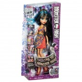 Monster High Welcome to Monster High Cleo de Nile DNX20