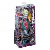 Monster High Welcome to Monster High Lagoona Blue DNX21