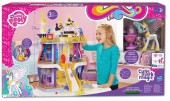 My Little Pony Set Castelul din Canterlot printesa Celestia si Spike B1373