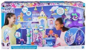 My Little Pony castelul Canterlot si Seaquestria C1057 set de joaca