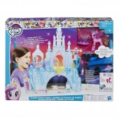 My Little Pony Castelul de Cristal al Printesei Cadance si Flurry Heart B5255