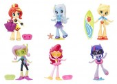 My Little Pony Equestria Girls Beach Collection Minis figurina articulata C0839