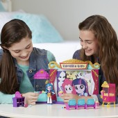 My Little Pony Equestria Girls Movie Theater C0409