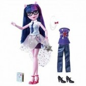 My Little Pony Twilight Sparkle cu 2 Tinute E2476