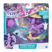My Little Pony Twilight Sparkle Ponei Sirena cu trasura C3284