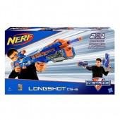 Nerf N-Strike Long Shot CS-6 Blaster B5540