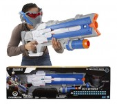 Nerf Rival Overwatch Soldier 76 cu Masca E4452