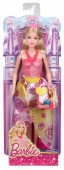 Papusa Barbie Fairytale Princess - Pink CFF25