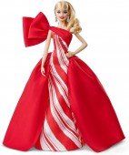 Papusa Barbie Holiday 2019 FXF01