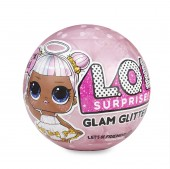 Papusa LOL Surprise Ball Glam Glitter 7 piese