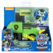 Paw Patrol  Rocky's Mission Recycling Truck 6037969
