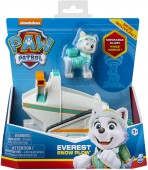 Paw Patrol Everest s Rescue Snowmobile