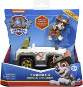 Paw Patrol Jungle Rescue Tracker Jungle Cruiser