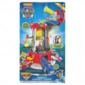 PAW Patrol Mighty Pups Patrula Catelusilor Turnul de control 6053408 83 cm