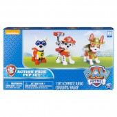 Paw Patrol Tracker, Apollo si Marshall