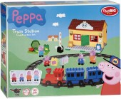 Peppa Pig Train Station tren