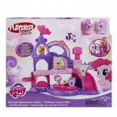 Playskool Friends Musical Celebration Castle Featuring My Little Pony B1648