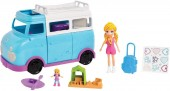 Polly Pocket rulotă convertibilă FTP74
