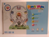 Puzzle 3D Roata Parc Distractii Electronica 857890
