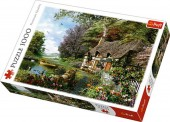 Puzzle Trefl 1000 piese Charming nook