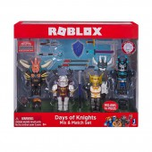 ROBLOX Days of Knights 10873 set cu 4 figurine