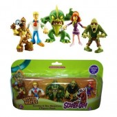 Scooby Doo set 5 figurine 269892