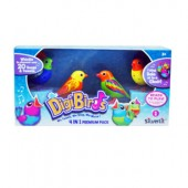 Set 4 Pasari Interactive DigiBirds