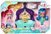 Shimmer si Shine Float and Sing Palace Friends DGL73