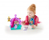 Shimmer si Shine Float and Sing Palace Friends DGL73 ( cu sunete)