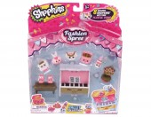 Shopkins Ballet Collection Fashion Deluxe Packs