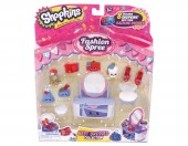 Shopkins Best Dressed Collection Fashion Deluxe Packs