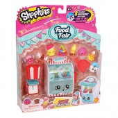 Shopkins Candy Collection Food Deluxe Pack