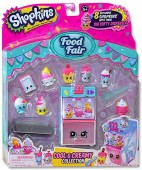 Shopkins Food Fair Cool  Creamy Collection