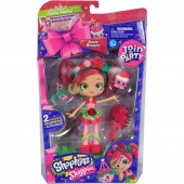 Shopkins Shoppies Join the Party Rosie Bloom mini papusa