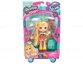 Shopkins Shoppies World Tour Themed  Spaghetti Sue