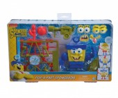 Spongebob Set Joaca Out Of Water Pop-A-Part
