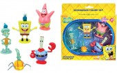 SpongeBob Squarepants set 5 figuri