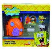 Spongebob Mini Playset