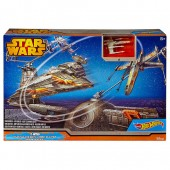 Star Wars Hot Wheels X-Wing Assault Galactic Battle CGN30