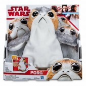 Star Wars The Last Jedi PORG Pinguin Electronic Interactiv C1942