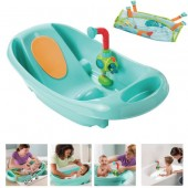Summer Infant Cadita cu suport forma anatomica integrat My Fun Tub 09556