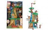 The Lion Guard Training Lair cu Kion si Janja set de joaca 65x38 cm