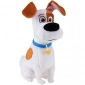 The Secret Life Of Pets Max Figurina Plus 23 cm